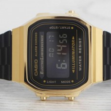 Casio Vintage Gold